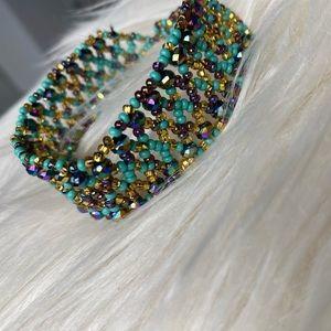 Womens Beaded bracelet